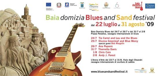 Baia Domizia Blues Festival 2009